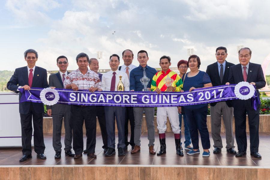 SINGAPORE GUINEAS 2017