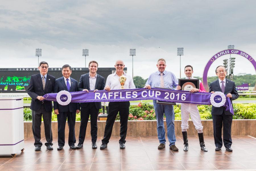 Raffles Cup 2016