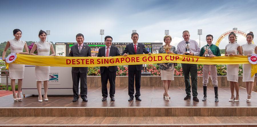 2017 DESTER SINGAPORE GOLD CUP