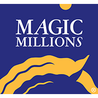 Magic Millions Yearling Sale logo