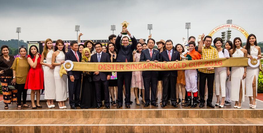 BAHANA GOLD CUP 2016