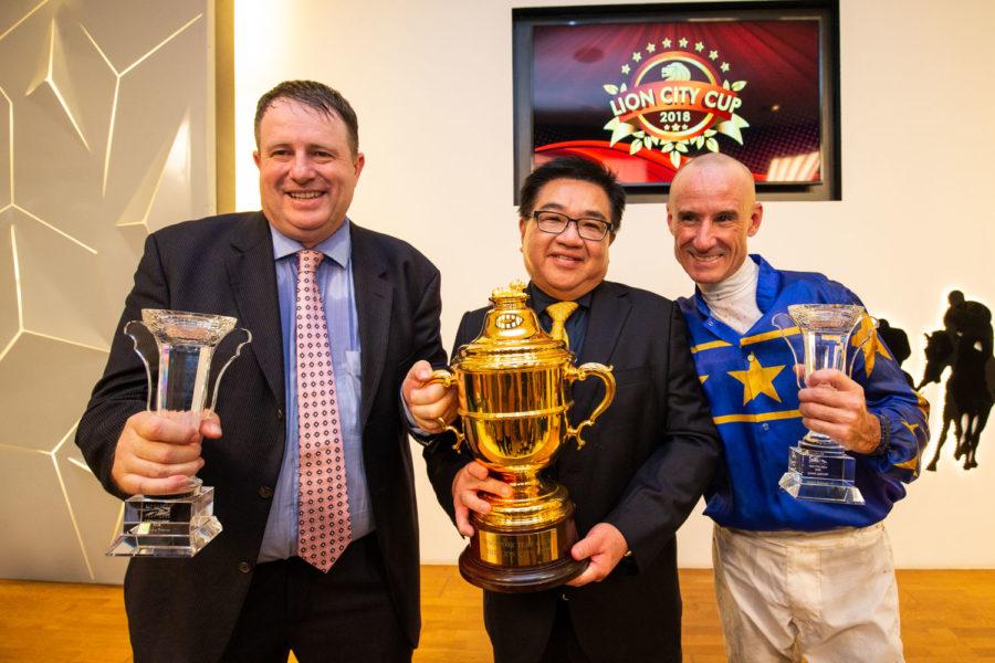 LION CITY CUP 2018