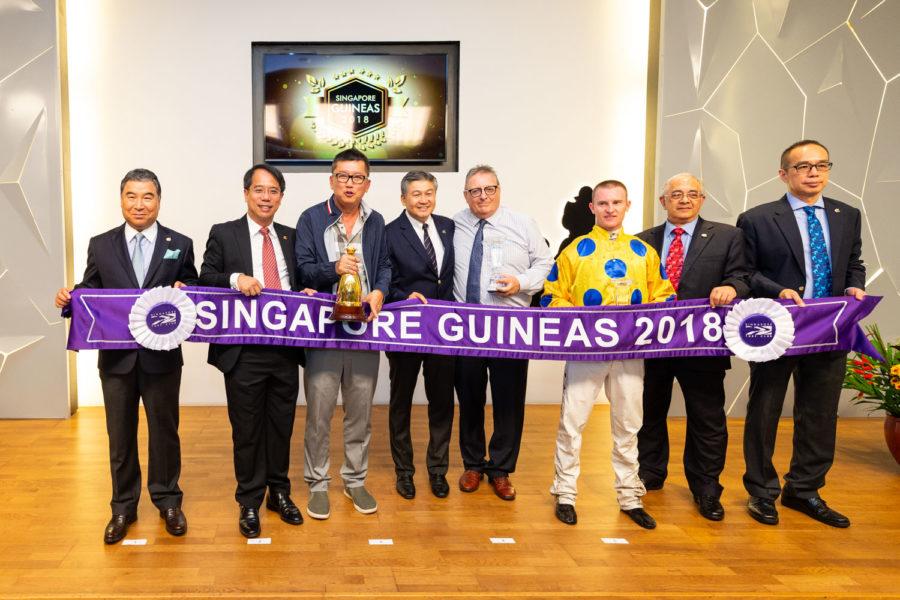 SINGAPORE GUINEAS 2018