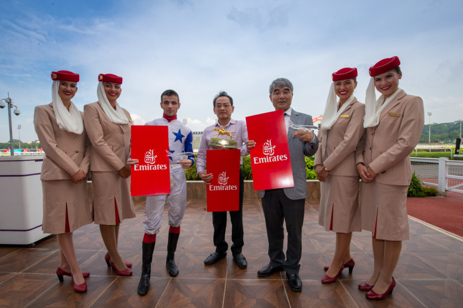 EMIRATE SINGAPORE DERBY 2018