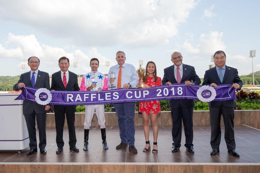 RAFFLES CUP 2018