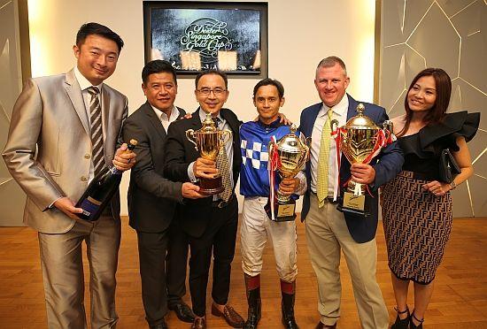 DESTER SINGAPORE GOLD CUP 2018