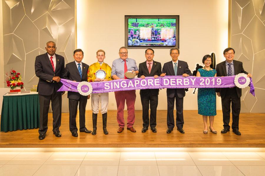 SINGAPORE DERBY 2019