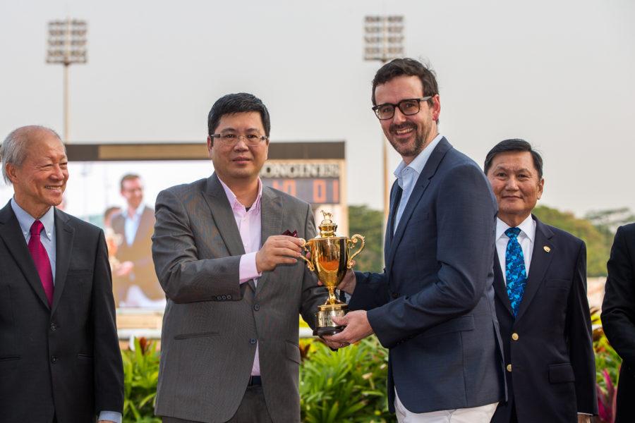 2019 DESTER SINGAPORE GOLD CUP
