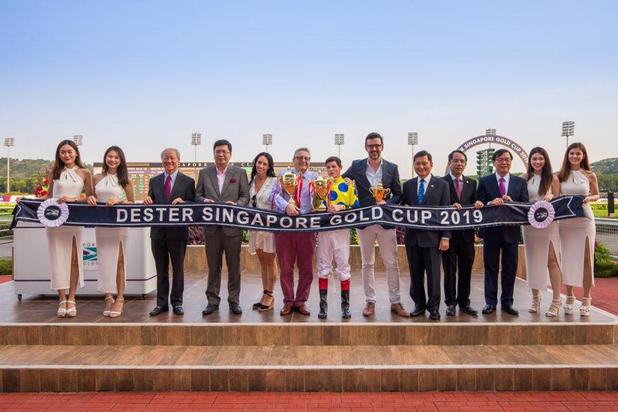 V2019 DESTER SINGAPORE GOLD CUP